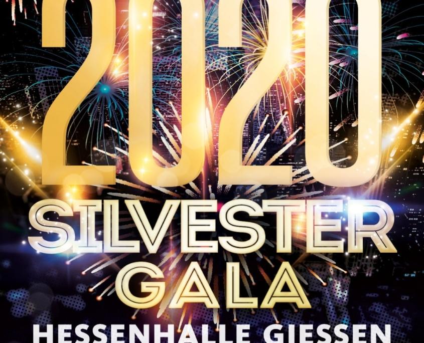 Silvesterparty Silvester Gala Hessenhalle Giessen 2019-2020